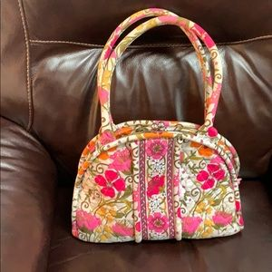 Vera Bradley 3 compartment handbag